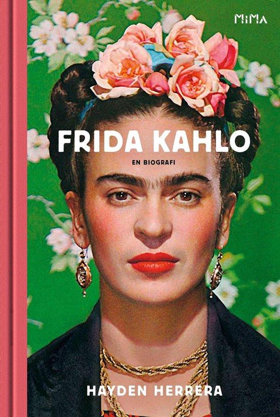 Boek cover Frida Kahlo: En biografi van Hayden Herrera (Onbekend)