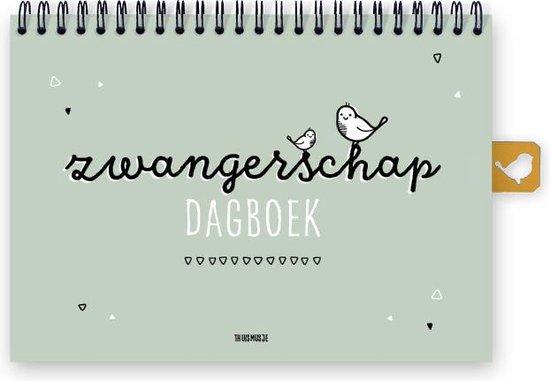 Afbeelding van Zwangerschapsdagboek | invulboek | zwanger | dagboek | Thuismusje