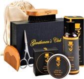 Gentlemen's Club Baard Verzorging Set - Baardkit - Baardverzorging set - Baardset Geschenkset - Baardverzorgingset
