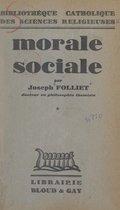 Morale sociale (1)