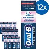 Oral-B Pro-Expert Bescherming Gevoelige Tanden Tandpasta - Voordeelverpakking 12 x 75ml