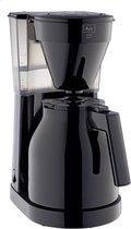 Melitta Easy II Therm - Filter-koffiezetapparaat - Zwart