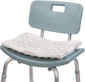 Backjoy Comfort Seat Plus Cushion 15x15 - Stoelkussen Afwasbaar Wit