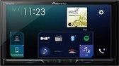 4. Pioneer SPH-DA230DAB - Multimedia autoradio met Carplay & Android Auto (2-DIN)