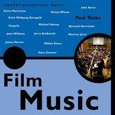 Boek cover Film Music van Paul Tonks