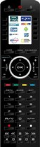 10 in 1 IR afstandsbediening tot 10 A/V apparaten, leerbaar en X10 functionaliteit