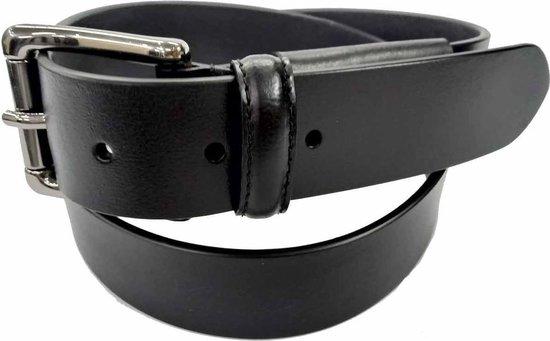 Dielay – Luxe Riem – Echt Leer / Leder – 105×3,5 cm – Zwart
