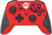 Hori Draadloze Pro Controller - Nintendo Switch + Lite - Mario