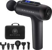 Maicura® Massage Gun - Professioneel Massage Apparaat - Sport en Relax Massage - Koffer - Zwart
