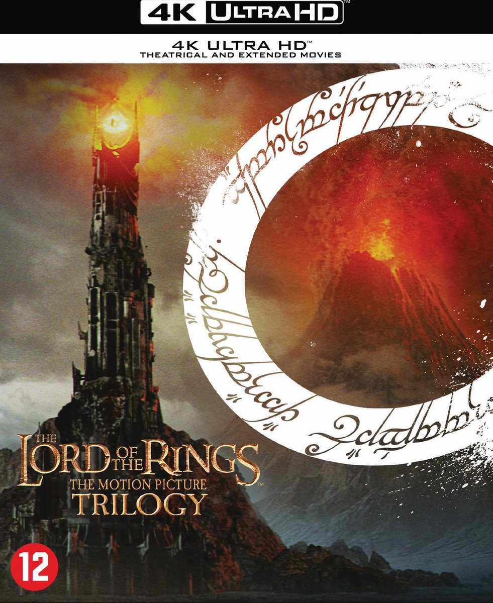 The Lord of the Rings Trilogy (4K Ultra HD Blu-ray)-