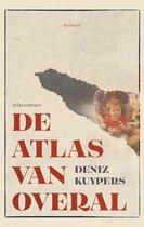 Boek cover De atlas van overal van Deniz Kuypers (Onbekend)