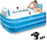 Twire® Opblaasbaar Ligbad - Zitbad voor Volwassenen en kinderen - Bath Bucket