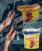 Garage zeep Hand Cleaner-sandvrij- gebruikt in de industrie, werkplaatsen ambachten olieachtige, grof vuil effectief  Diep in de poriën reinigende werking, terwijl bescherming van de gestrestste huid intact blijft.