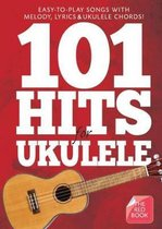 Boek cover 101 Hits for Ukulele (Red Book) van Wise Publications (Hardcover)