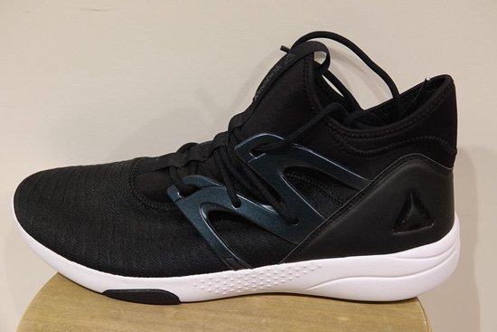 Reebok Hayasu ltd dames fitness schoen half hoog zwart maat 42