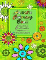 Artistic Coloring Book