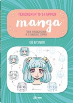 Manga - Tekenen in 10 stappen