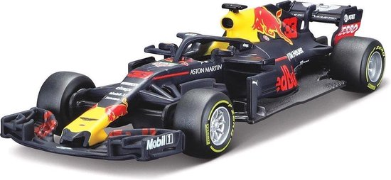 Formule 1 Max Verstappen speelgoed auto RB city-play