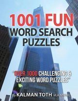1001 Fun Word Search Puzzles