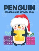 Penguin Coloring And Activity Book