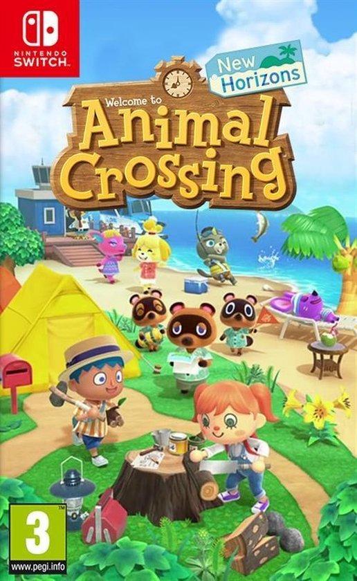 Animal Crossing: New Horizons - Switch - Nintendo