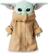 Baby Yoda knuffel - 30 cm - Pluche - Star Wars - The Mandalorian - The Child Groku - Plush - Valentijn Cadeau - Pop