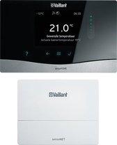 Vaillant Sensohome VRT 380 + Internetmodule sensonet VR 921 gateway ACTIEpakket