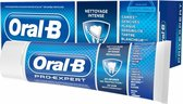 Oral-B Pro-Expert Intense Reiniging - Voordeelverpakking 12 x 75 ml - Tandpasta