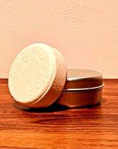 Shampoo Bar Kokos - natuurlijk & organisch - vegan - plasticvrij