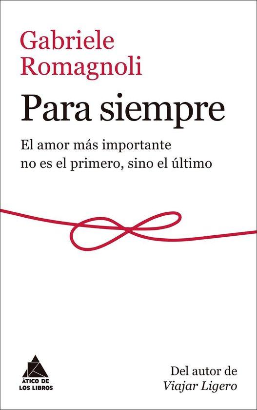 Boek cover Para siempre van Gabriele Romagnoli (Onbekend)