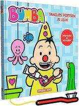 Studio 100 Leesboek Interactief Bumba: Tandjes Poetsen Is Leuk