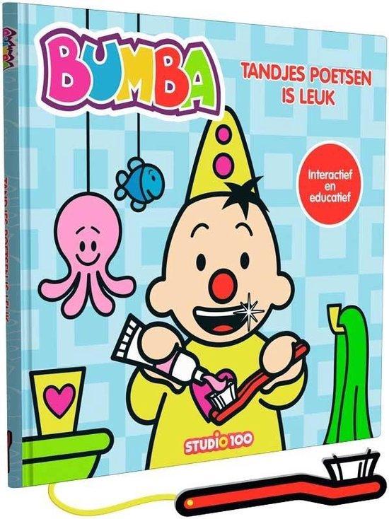 Boek cover Bumba : interactief tandenpoetsboek van Gert Verhulst (Onbekend)