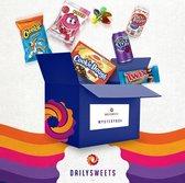 Snoepbox Dailysweets.nl | Exclusieve zoetwaren | Amerikaanse snoepgoed |