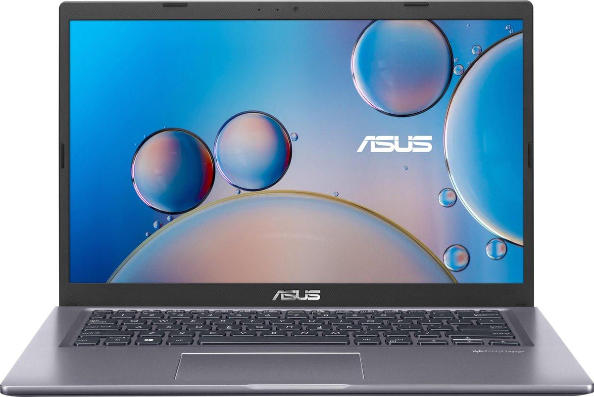 """ASUS X415JA-EB499T DDR4-SDRAM Notebook 35,6 cm (14"""") 1920 x 1080 Pixels Intel® 10de generatie Core™ i5 8 GB 512 GB SSD Wi-Fi 5 (802.11ac) Windows 10 Home Grijs"""