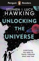 Omslag Penguin Readers Level 5: Unlocking the Universe (ELT Graded Reader)