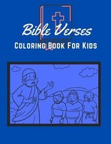 Bible Verses Coloring Book For Kids