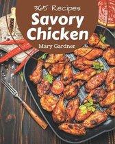 365 Savory Chicken Recipes