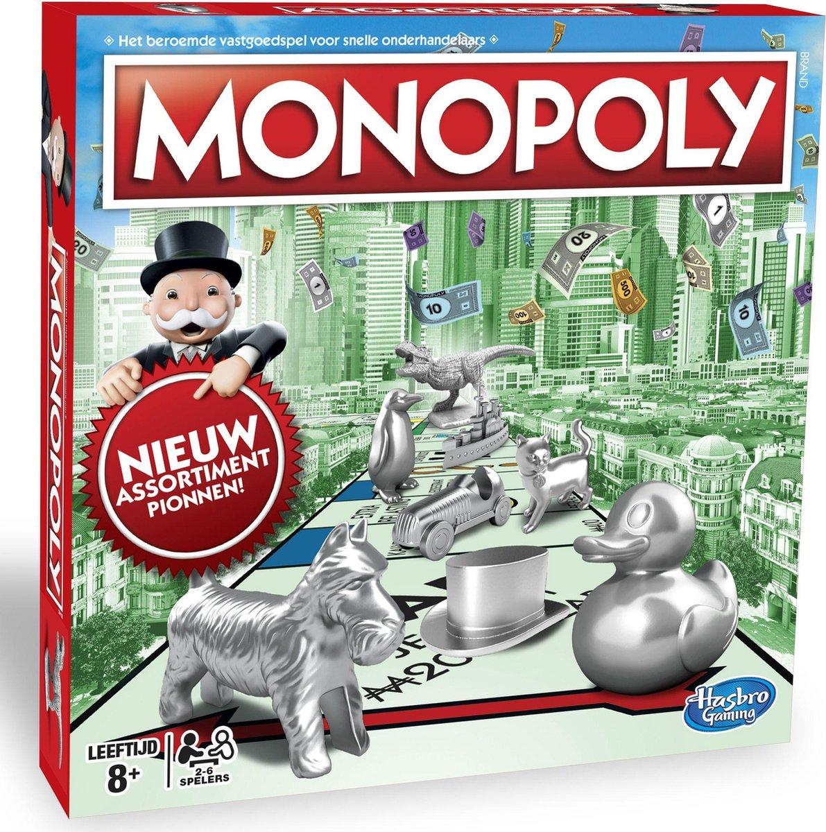 Monopoly Classic Nederland - Bordspel - Monopoly