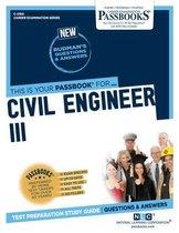 Civil Engineer III, Volume 2160