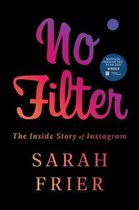 Boek cover No Filter van Sarah Frier (Hardcover)