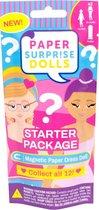 Paper Surprise Dolls Starter Pack