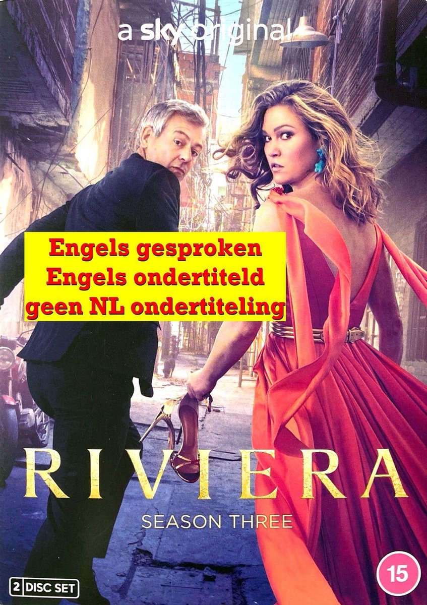 Riviera - Season 3 [DVD]-