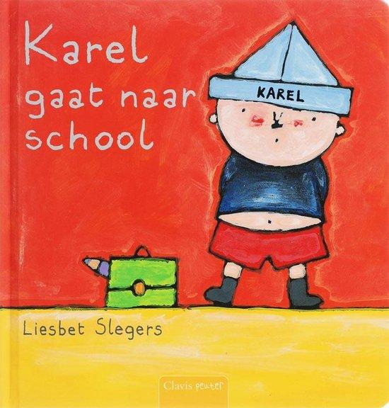 Karel en Kaatje  -   Karel gaat naar school