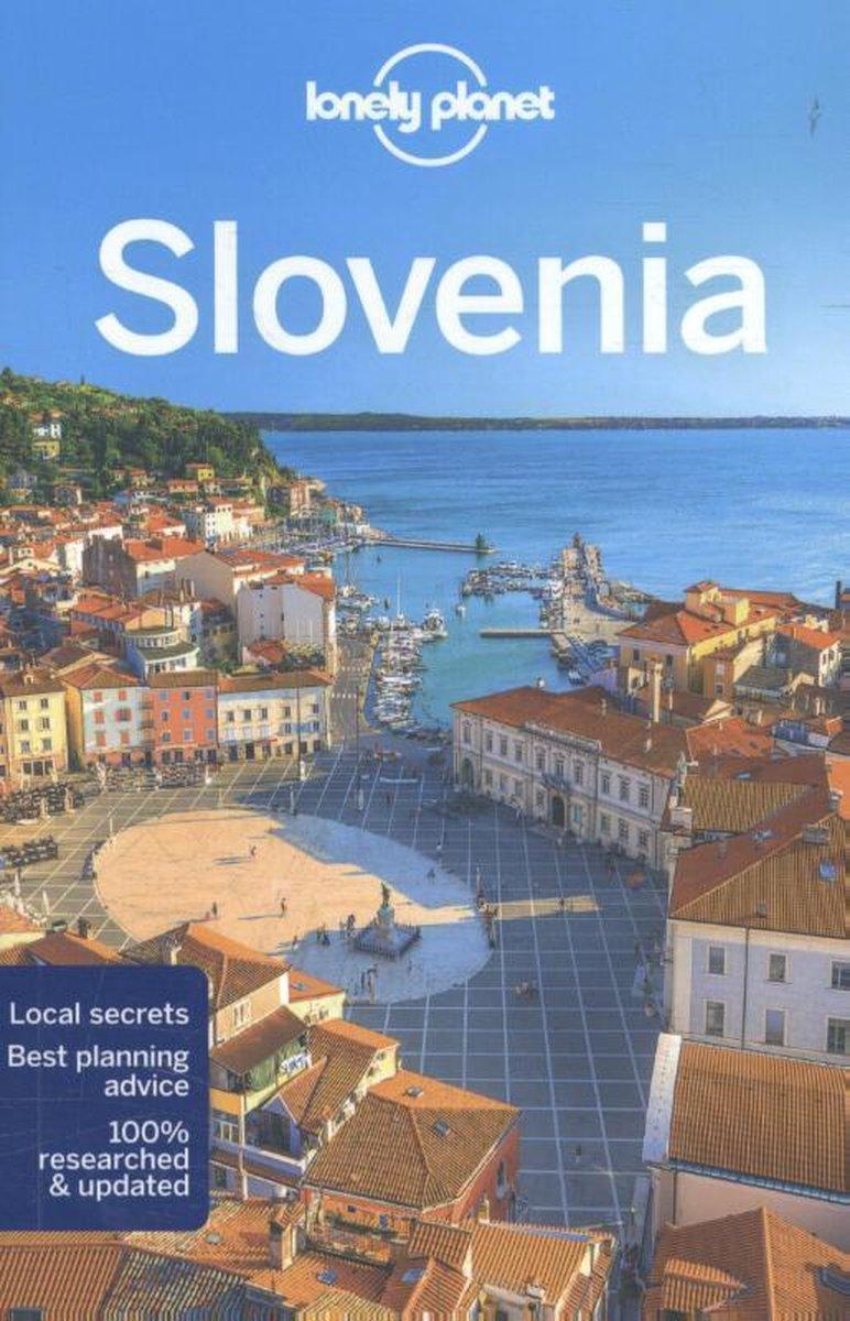 Lonely Planet Slovenia - Steve Fallon