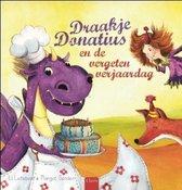 Draakje Donatius  -   Draakje Donatius en de vergeten verjaardag