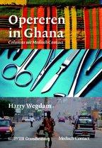 Opereren in Ghana