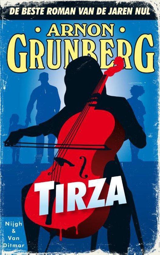 Omslag van Tirza