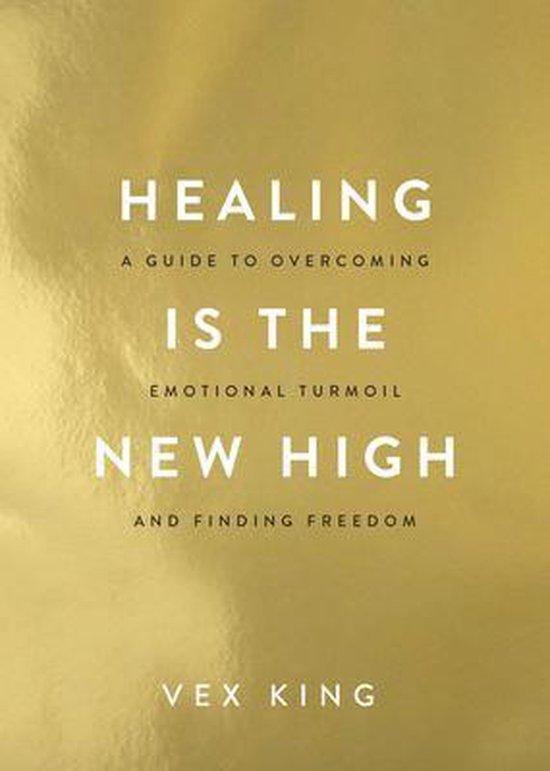 Boek cover Healing is the New High van Vex King (Paperback)