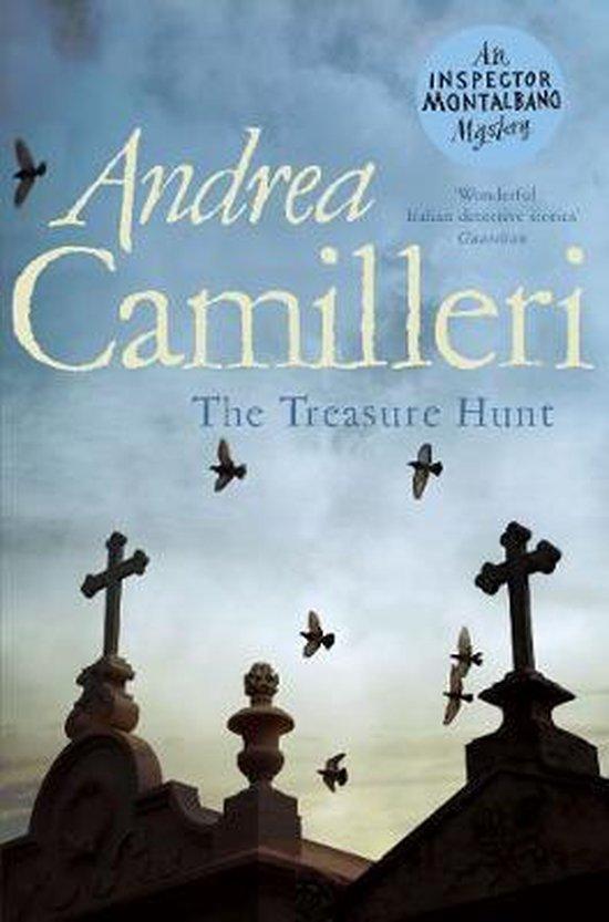 Boek cover The Treasure Hunt van Andrea Camilleri (Paperback)