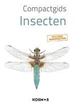 Compactgidsen natuur  -   Compactgids Insecten
